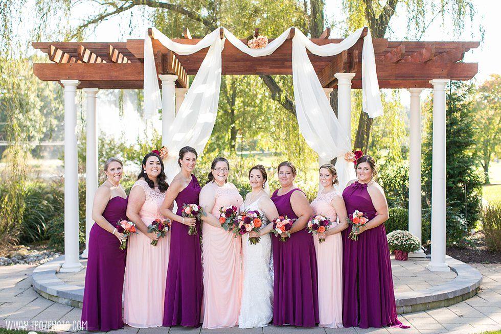 Elegant Turf Valley Wedding Elyse Jason Wedding Beautiful Wedding Venues Ballroom Wedding Reception