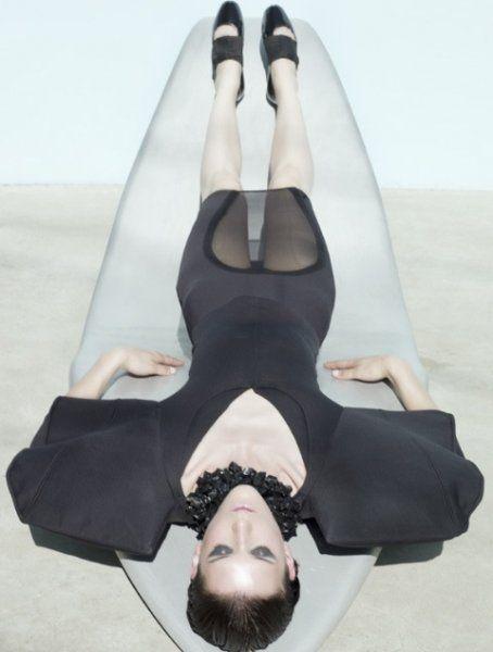 Model: Anna Eva