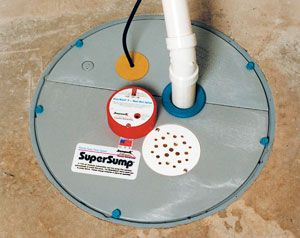 Http Www Manufacturedhomerepairtips Com Howtoremovewaterinacrawlspace Php Has Tips On Keeping A Crawlspace Free From With Images Sump Pump Cover Sump Pump Sump