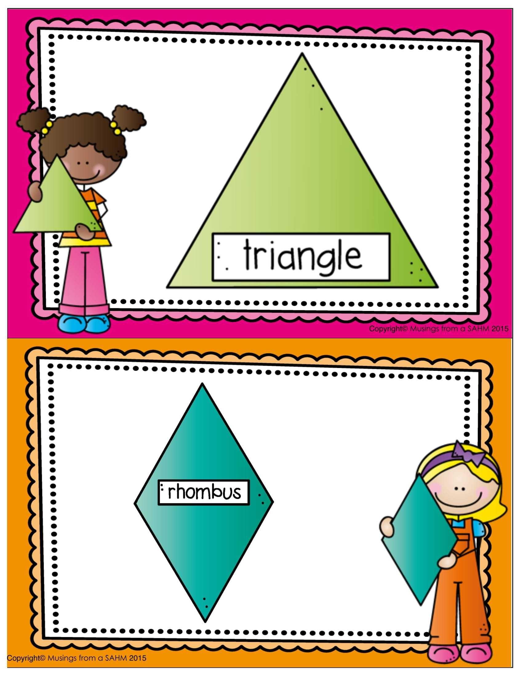 Preschool Play Dough Shapes Shapes