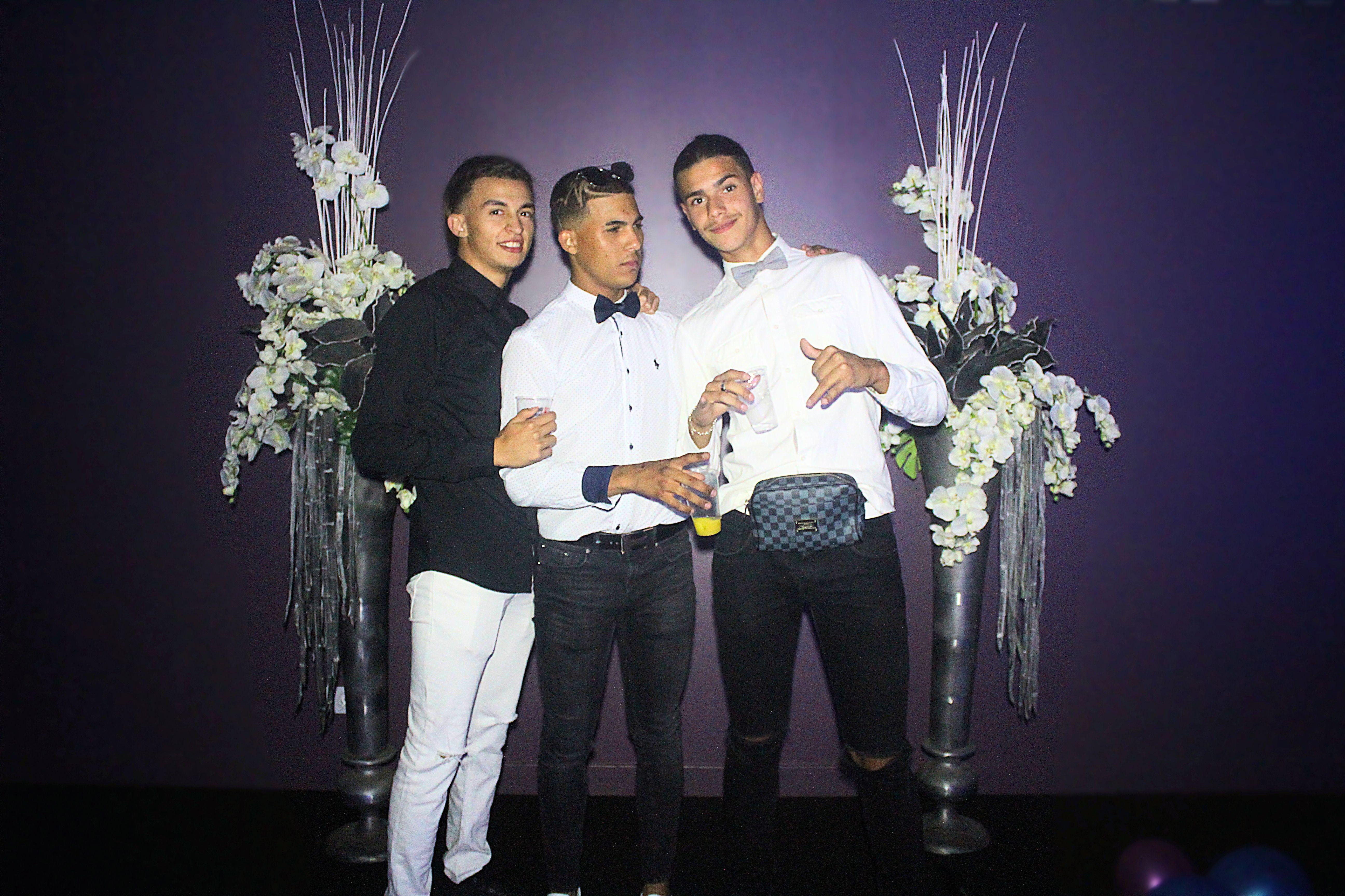 Prom pom party night vol pinterest