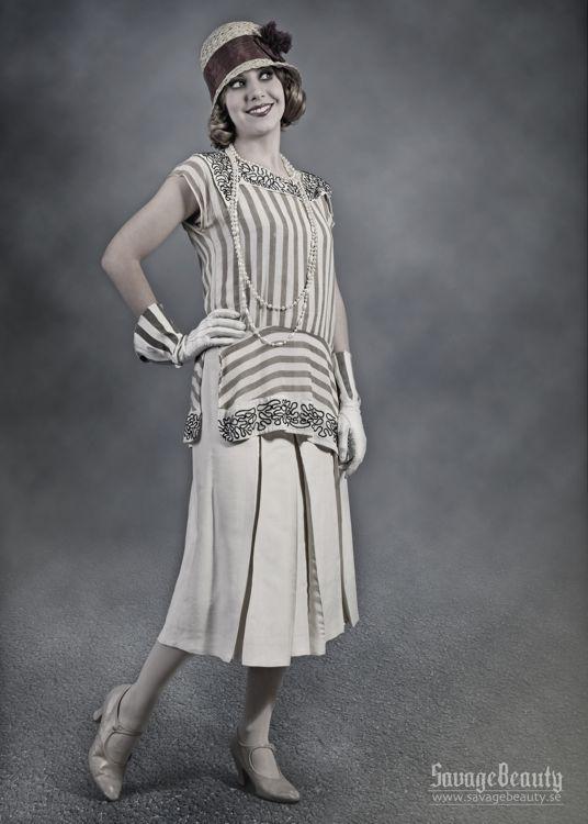 1920\'s Fashion | Savage Beauty Blog | 1920\'s | Pinterest