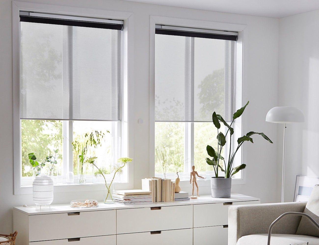 Ikea Smart Window Blinds Smart Blinds Blinds For Windows Blinds
