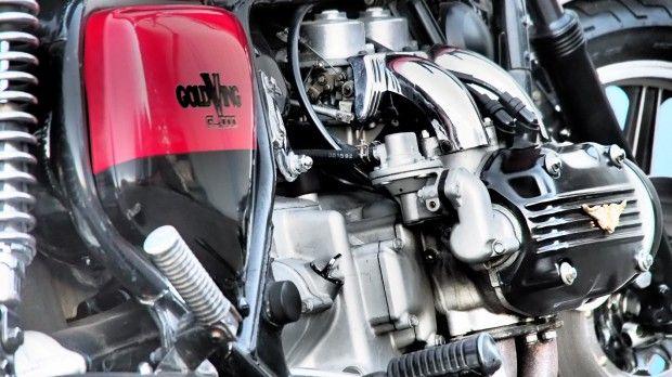 Honda GL 1000 K1 Café Racer