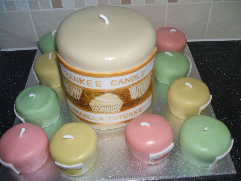 Yankee Candles Novelty Cakes Fancy Cake Pops Cooking Recipes