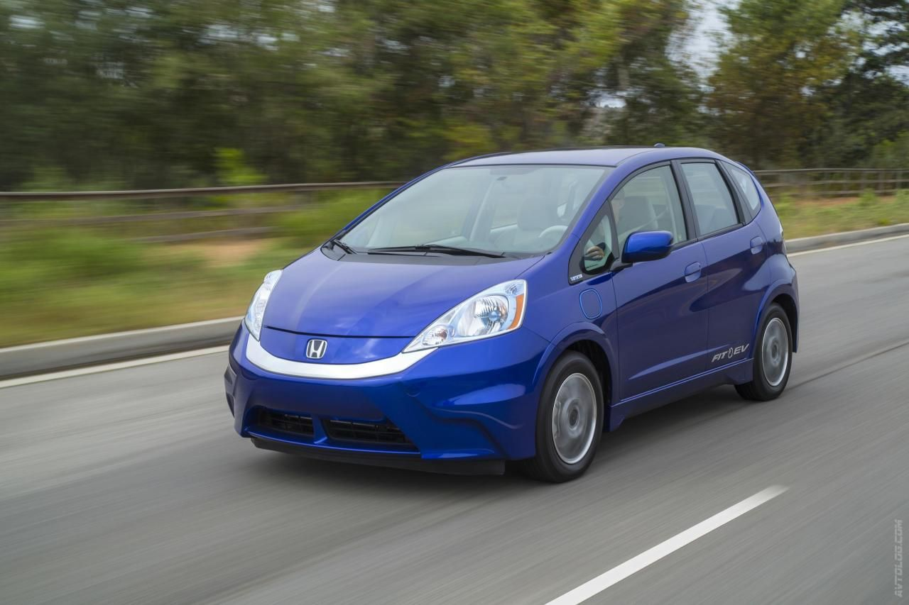 2013 Honda Fit EV Honda fit, 2013 honda fit, New cars