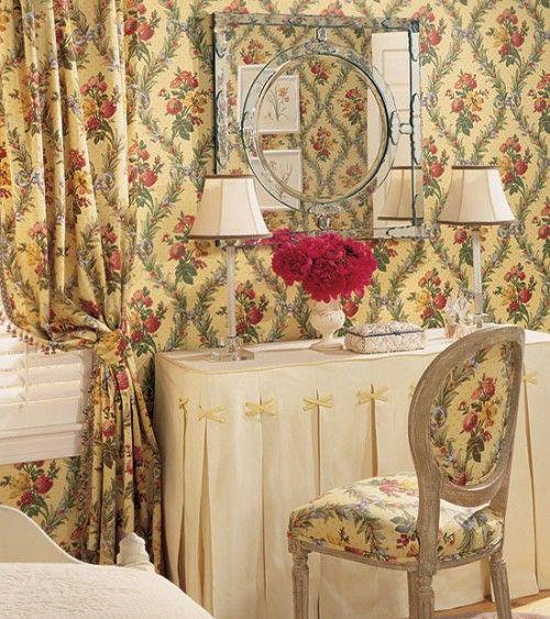 22 wunderschöne Ideen für dekorative Vorhänge zu Hause - tapeten f r schlafzimmer