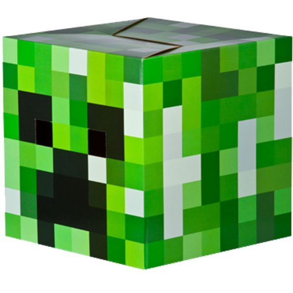 Minecraft Creeper Mask | Minecraft party supplies ...Steve Minecraft Costume Party City