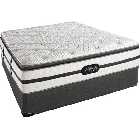 The Simmons Beautyrest Black Collection Evie Luxury Firm Pillowtop Simmons Beautyrest Hotel Mattress Beautyrest
