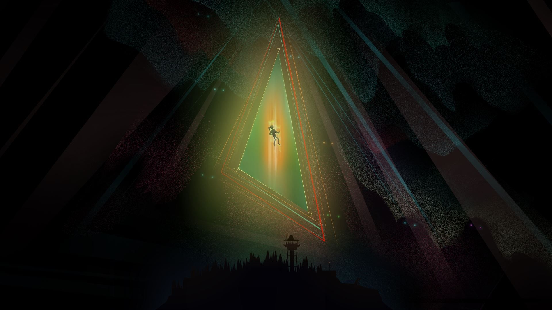 Oxenfree video game for the Xbox one | Xbox One | Video