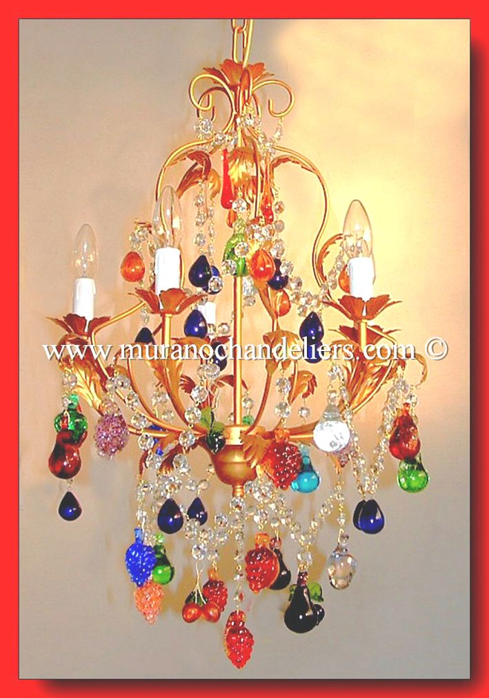 Murano fruit chandelier home decor pinterest chandeliers murano fruit chandelier home decor pinterest chandeliers glass lights and murano glass mozeypictures Images