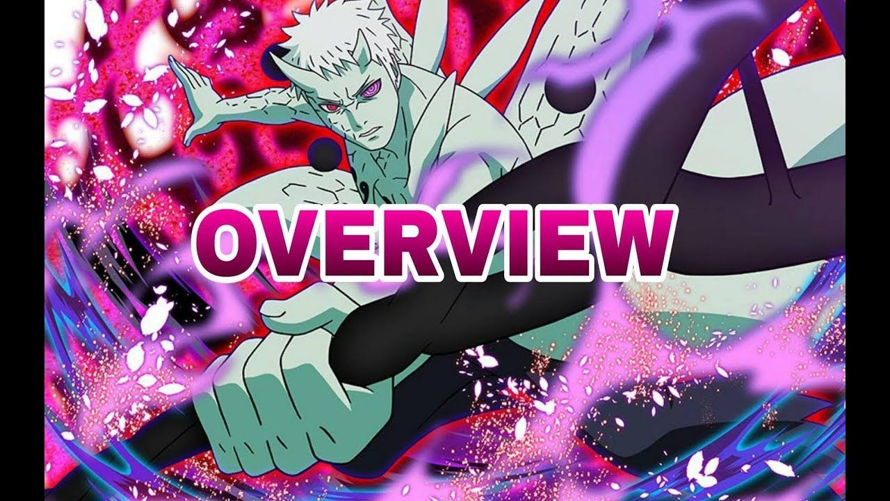 Sage Of Six Path Obito Naruto Ultimate Ninja Blazing | Naruto Blazing