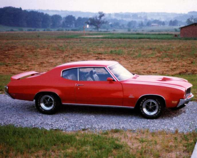 Memorable Models From The Golden Age Of Muscle Cars Answers