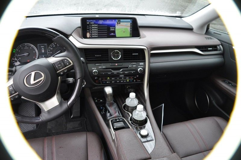 2016 Lexus Rx350 Colors Gallery Inside And Out 80 New Pics Of