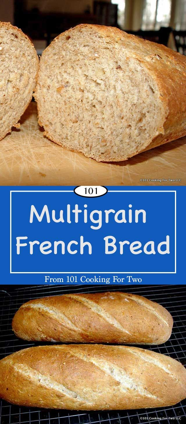 Multigrain Bread from 101 Cooking for Two | Recipe | Bread ...