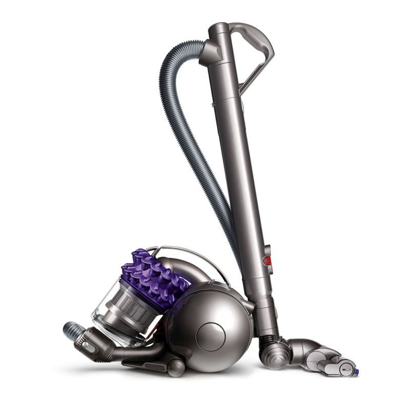 Dyson dc47 ball compact animal canister vacuum purple