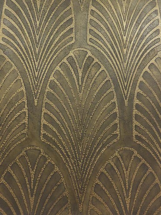 Art Deco Design - Polished Plaster - INTERIOR WALLS - FEATURE WALL