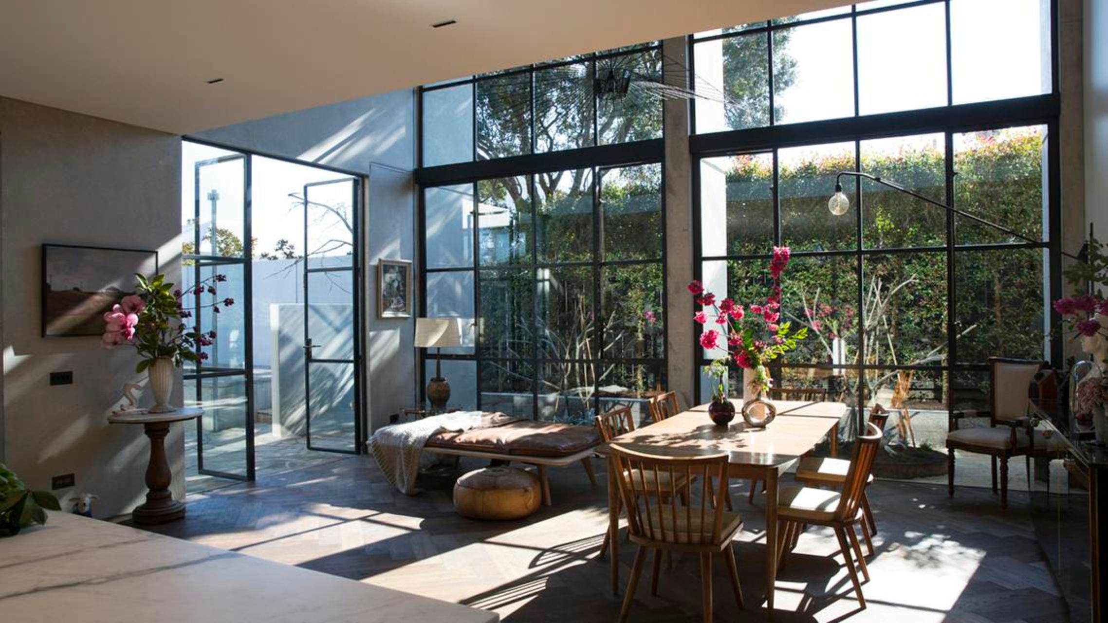 NZ House U0026 Garden Stylist Sarah Lods Tells Us She Is Totally At Peace In  Her Home That Featured On Grand Designs NZ.
