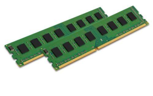 US 16GB 2x8GB PC3-12800 DDR3-1600 240-PIN UDIMM Intel Desktop Memory Low Density