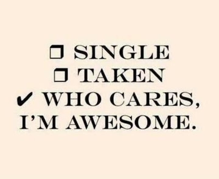 7 Things All Single Ladies Should Do This Valentine S Day Funny Quotes Quotes Words