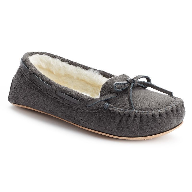 Moccasin Slippers | Womens slippers