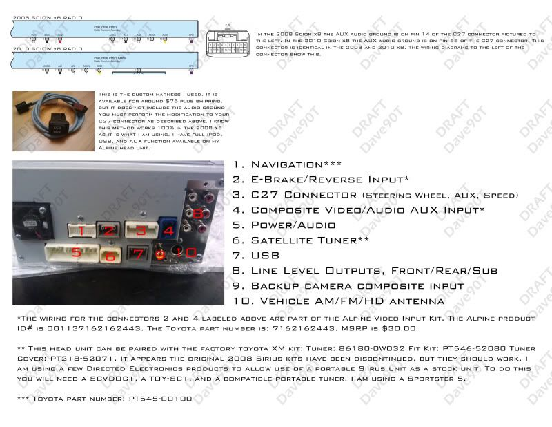 Wiring Diagram Car Audio Diymobileaudiocom Car Stereo Forum - Wiring