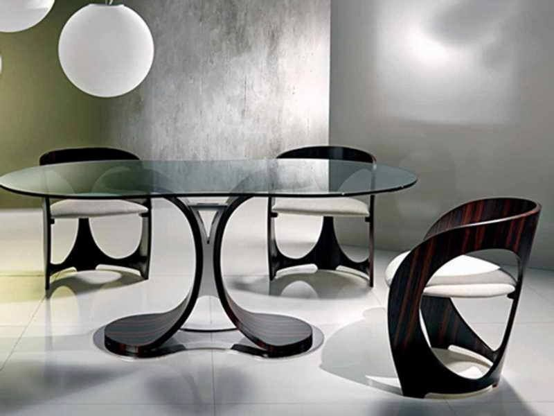 Stunning & Creative Dining Table Designs  Dining Room & Breakfast Pleasing Dining Room Furniture Types Design Inspiration