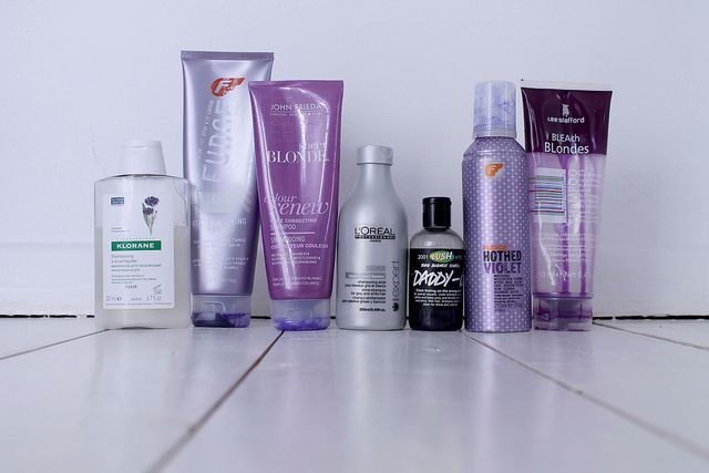 The best purple shampoo | A Rosie Outlook