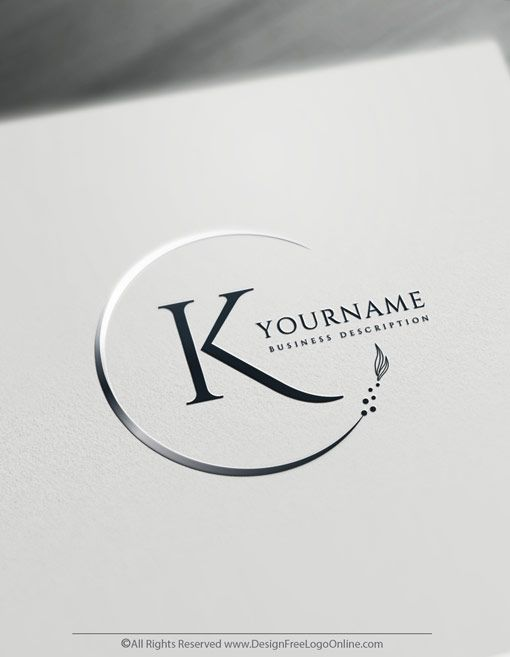 Create Your Own Minimalist Alphabet Logo Design using the best Online Free Letter Logo Maker  #Minimalistlogo #AlphabetLogoDesign