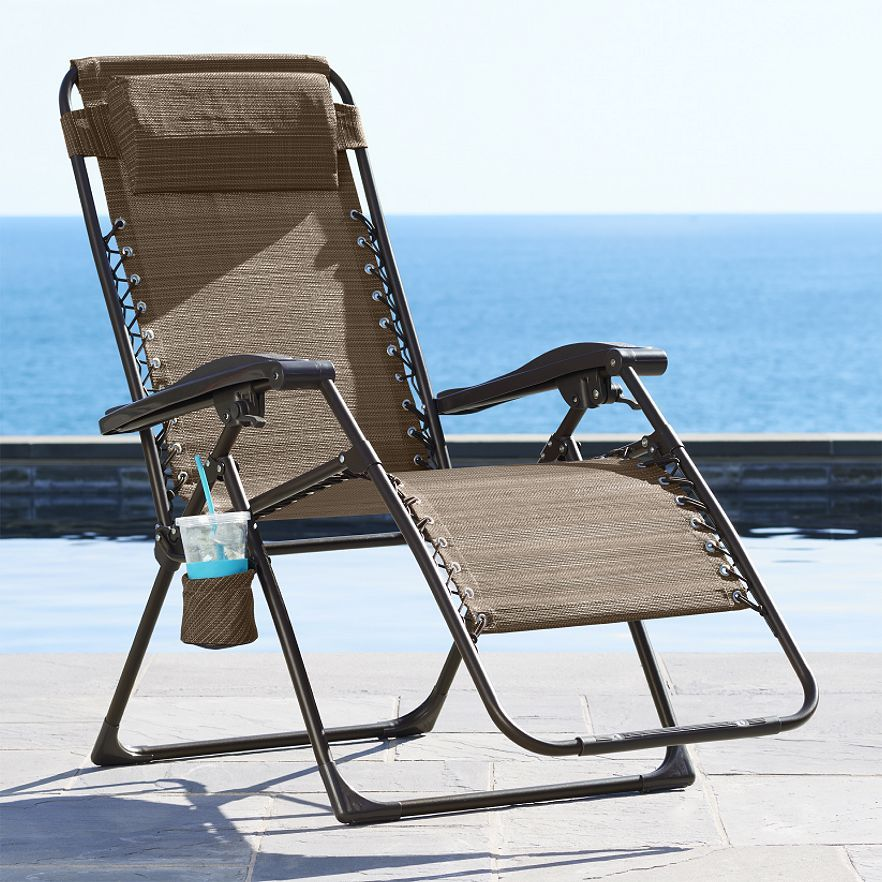 Sonoma Goods For Life Patio Antigravity Chair Lawn Chairs