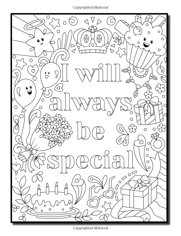 550 Coloring Book For Girl HD