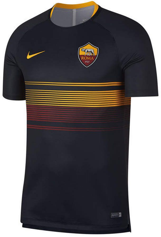 7d3ea7536d Nike Men s As Roma Club Team Dry Squad Top GX2