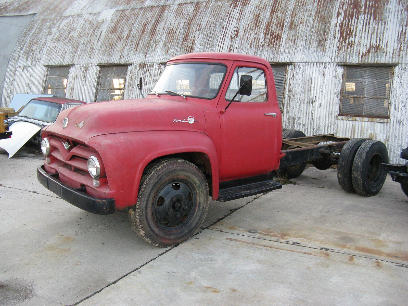1955 Ford F500 Truck | eBay | Cars, Trucks and Bikes | Pinterest ...