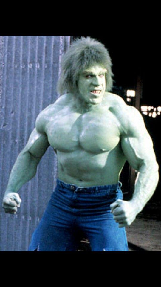 The Incredible Hulk 1970's | Hulk tv, Incredible hulk tv ...