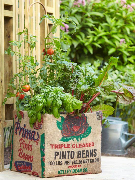 Do it yourself outdoor project ideas garden boxes hessian and gardens do it yourself outdoor project ideas solutioingenieria Images