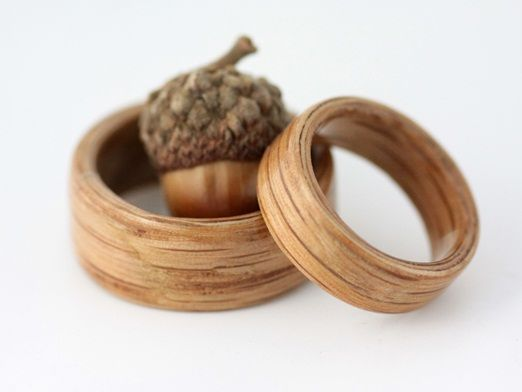 One Wedding Ring And Get Another Half Price From The Exquisite Collection By Eco Wood Rings