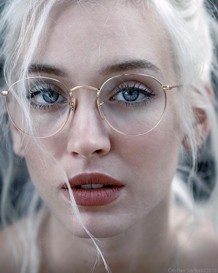 Monturas Gafas Mujer, Maquillaje Lentes