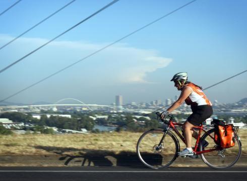 In Portland Ore Bikes Rule The Road Oregon Biking Oregon