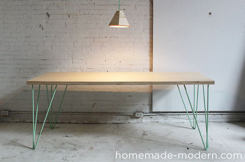 Homemade Modern Diy The Easy Diy Table Options Projects