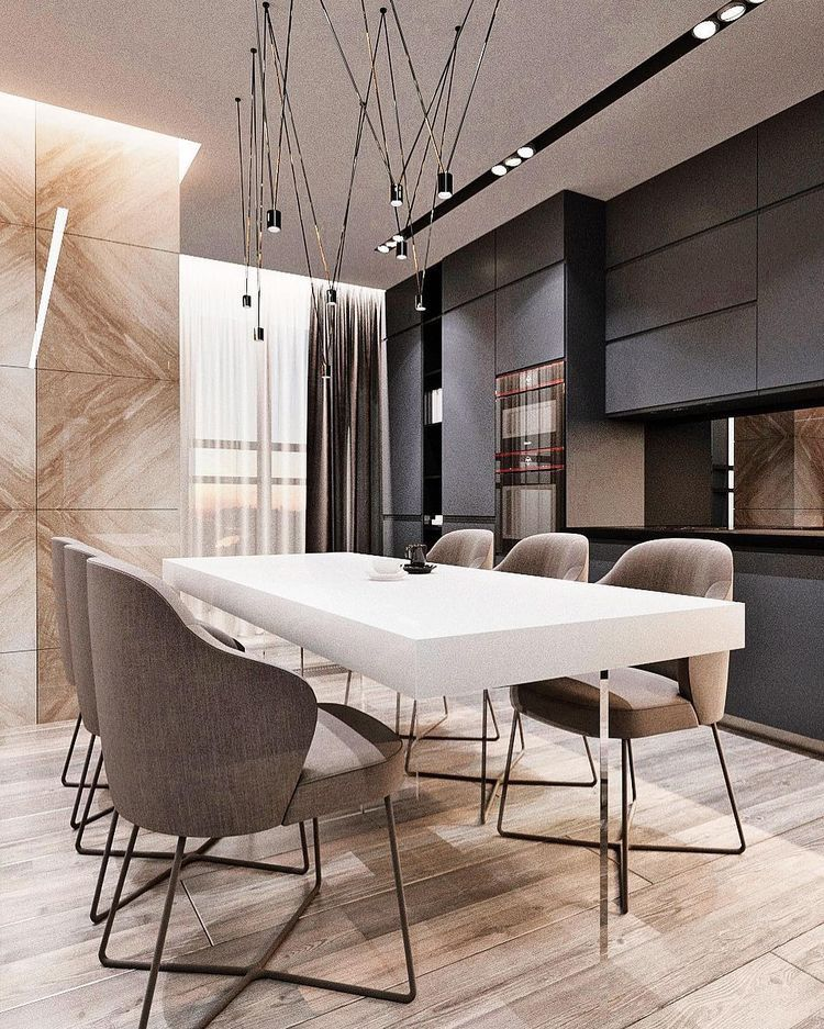 4 Principles For Creating The Perfect Dining Room Interior