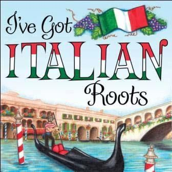 Italian roots! yes please