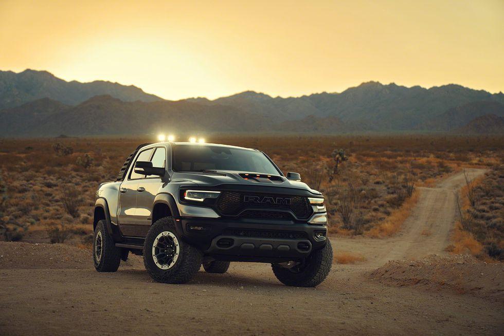 2021 Ram 1500 Trx Priced At 70k Launch Edition Tops 90k 13k More Than Raptor Trx Ram 1500 Pickup Trucks