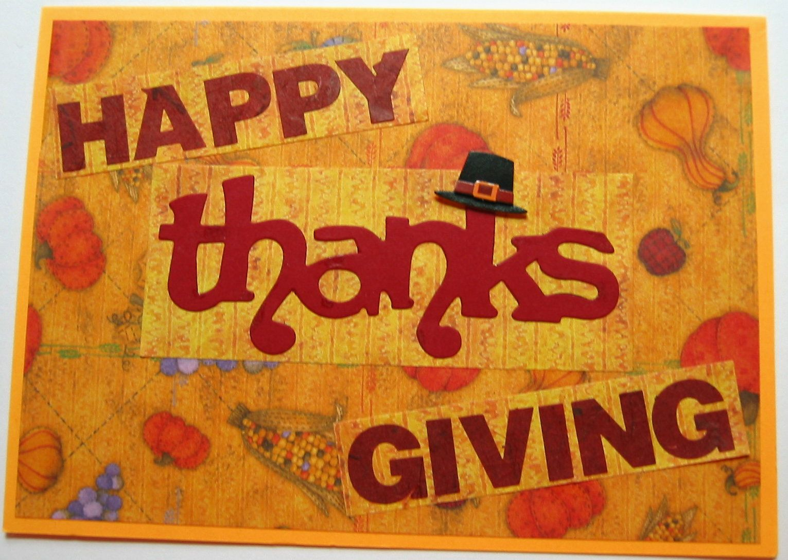 Here We Provide The Best Collections Of Thanksgiving Greeting Card