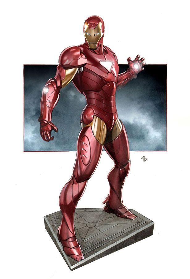 Iron Man Extremis Statue Designs Adi Granov G Iron Man Comic Marvel Iron Man Iron Man Armor