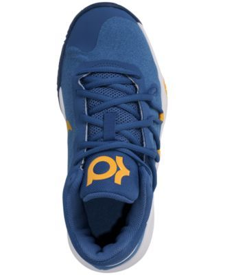874caddc05d Nike Boys  Kd Trey 5 V Basketball Sneakers from Finish Line - Blue ...