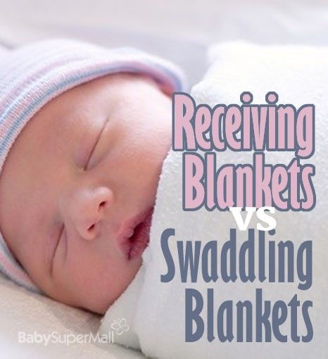 Receiving Blanket Vs Swaddling Blanket The Difference Between Swaddling Blankets And Receiving Blankets