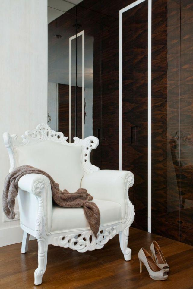 Wohnung Einrichtung U2013 Glamour Im Eklektischen Stil #einrichtung  #eklektischen #glamour #wohnung