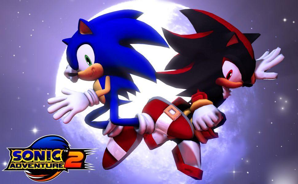 Sonic Adventure 2 HD Wallpaper Shadow The Hedgehog