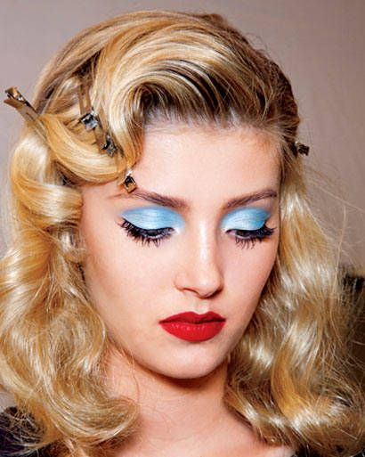 True Blue Best Bright Eyed Looks And Products Eye Makeup Styles