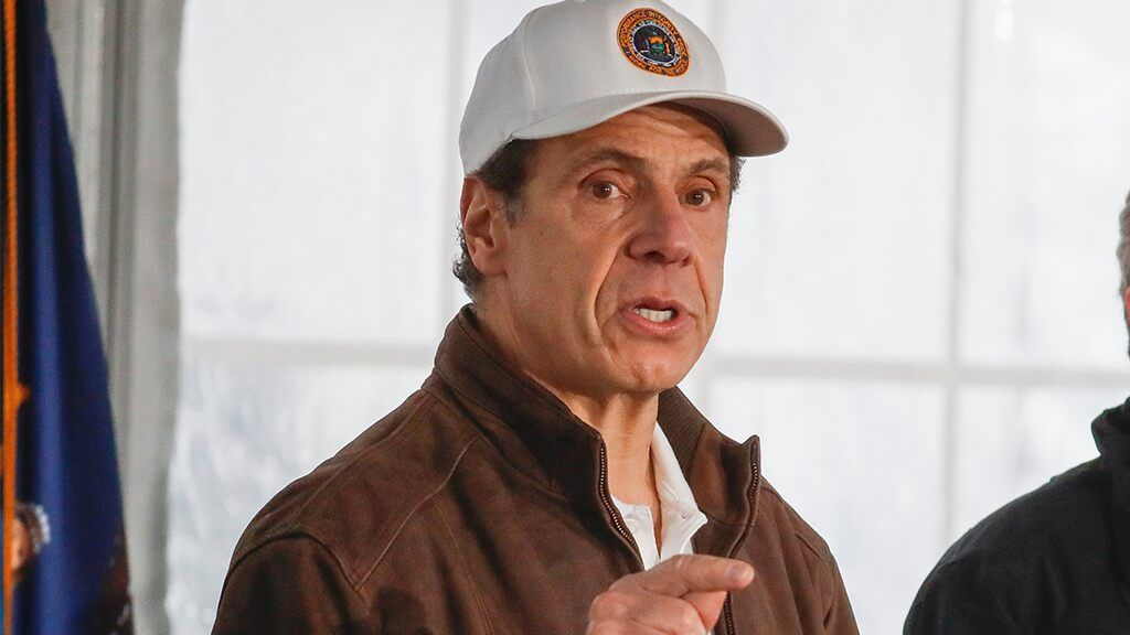 Cuomo Not sure if closing all businesses, keeping